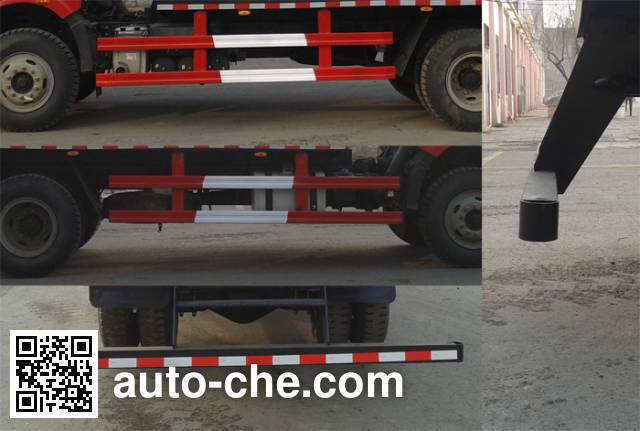 Freet Shenggong FRT5090TZR chemical injection truck