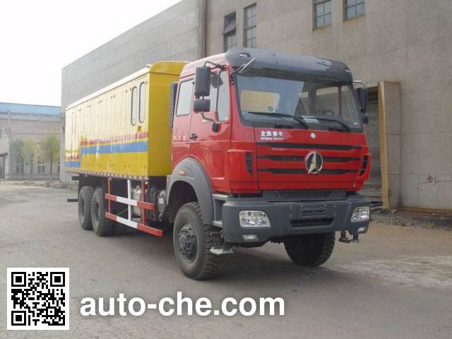 Freet Shenggong FRT5201TYS compressor truck