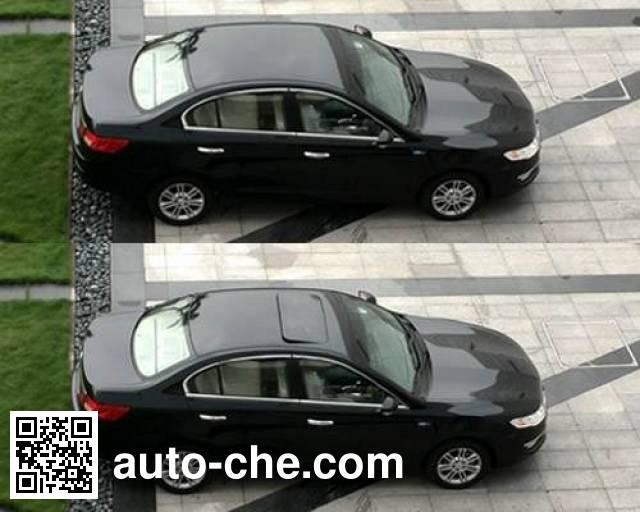 Trumpchi GAC7100SHEVB4 гибридный легковой автомобиль с увеличенным запасом хода