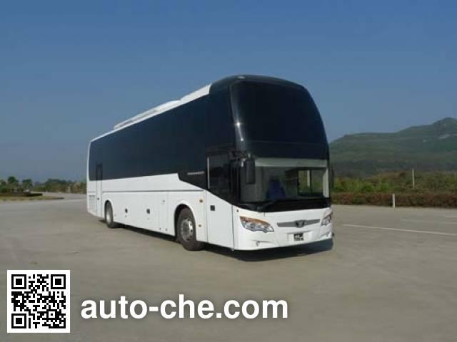 桂林牌GL6126HWD1卧铺客车