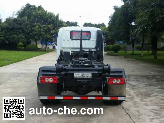 Guanghe GR5082ZXX detachable body garbage truck