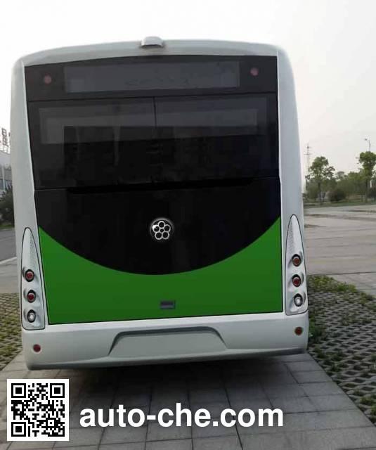 广通牌GTQ6801BEVB2纯电动城市客车