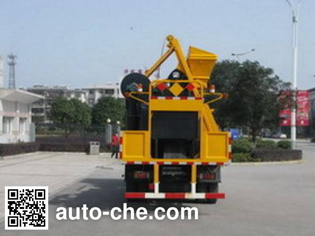 Shaohua GXZ5082TYH машина для ремонта и содержания дорожной одежды