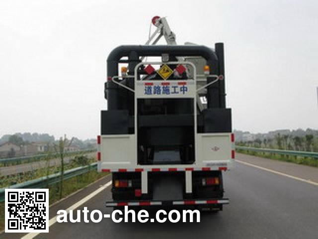 Shaohua GXZ5143TYH машина для ремонта и содержания дорожной одежды