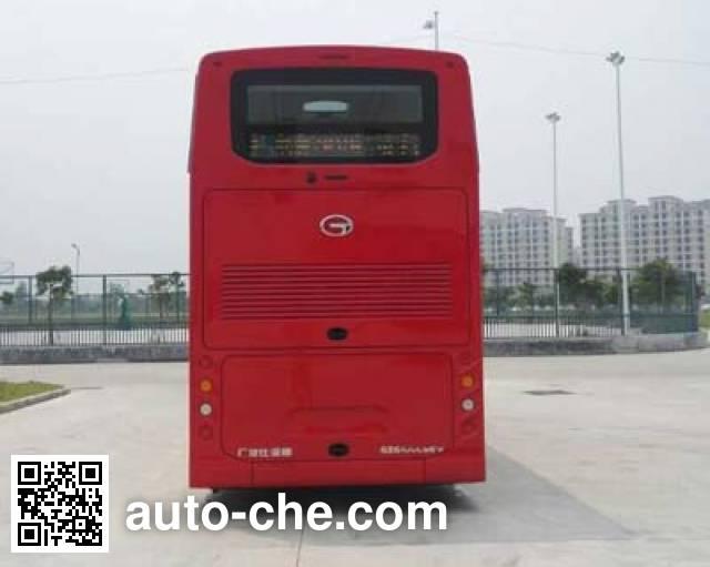GAC GZ6100LSEV electric double decker city bus