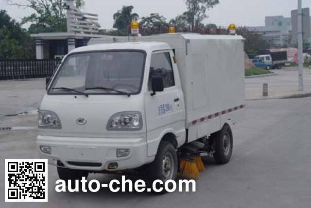 Heibao HB1610Q низкоскоростной мусоровоз