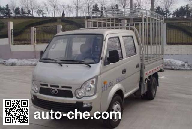 Heibao HB2320WCS низкоскоростной грузовик с решетчатым тент-каркасом