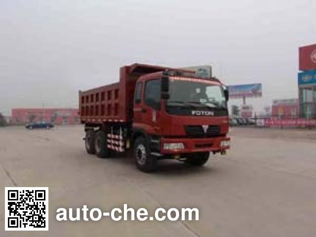 Changhua HCH3250 dump truck