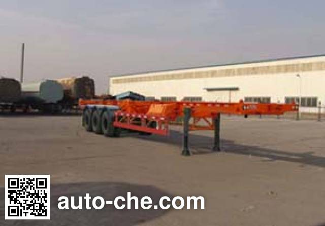 Changhua HCH9361TJZ container carrier vehicle