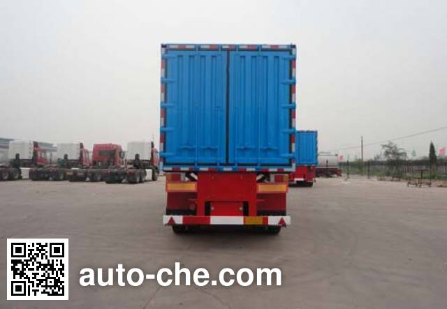 Changhua HCH9400ZLS bulk food trailer