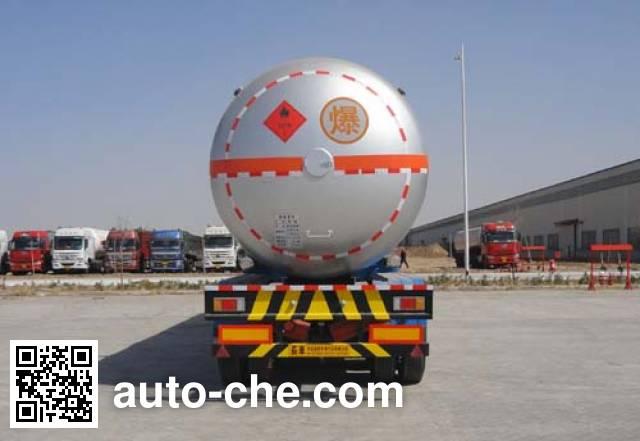 Changhua HCH9406GYQC liquefied gas tank trailer