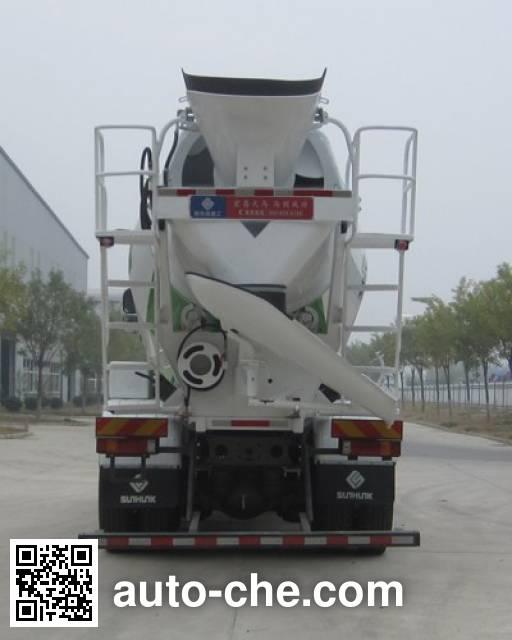 Hongchang Tianma HCL5255GJBZZN32F4 concrete mixer truck