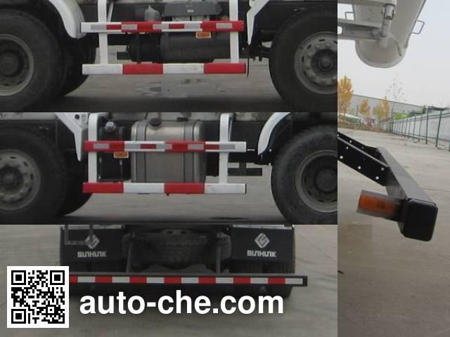 Hongchang Tianma HCL5315GJBZZN30F4 concrete mixer truck