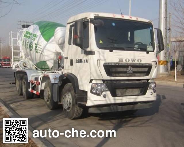 Hongchang Tianma HCL5317GJBZZN30G4 concrete mixer truck