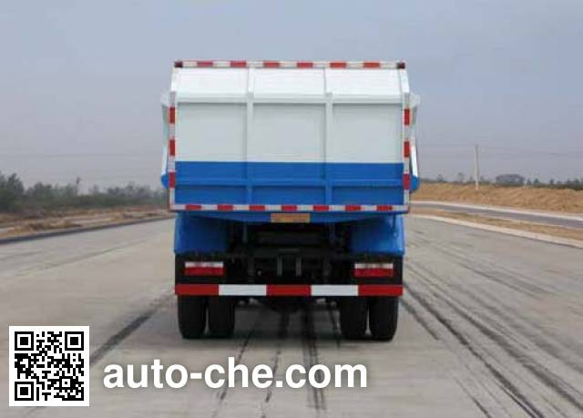 华通牌HCQ5080ZLJDF自卸式垃圾车