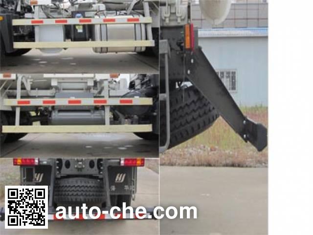 Huajian HDJ5250GJBHA concrete mixer truck