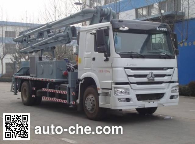 Tielishi HDT5190THB-24/3 concrete pump truck