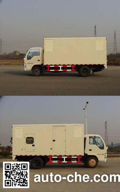 Haidexin HDX5041XDY мобильная электростанция на базе автомобиля