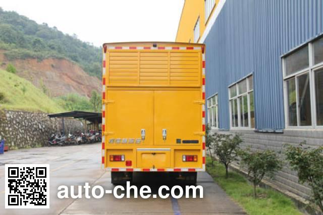 Haidexin HDX5100XDYC5QLC0 мобильная электростанция на базе автомобиля
