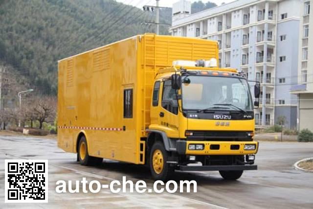 Haidexin HDX5160XDYC5QLC1 мобильная электростанция на базе автомобиля