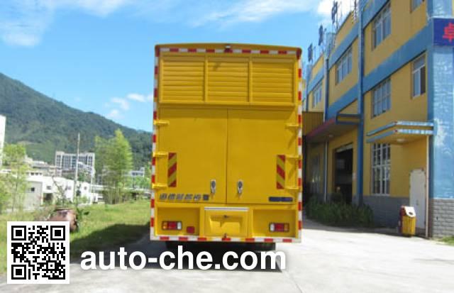 Haidexin HDX5180XDYC5QLC0 мобильная электростанция на базе автомобиля