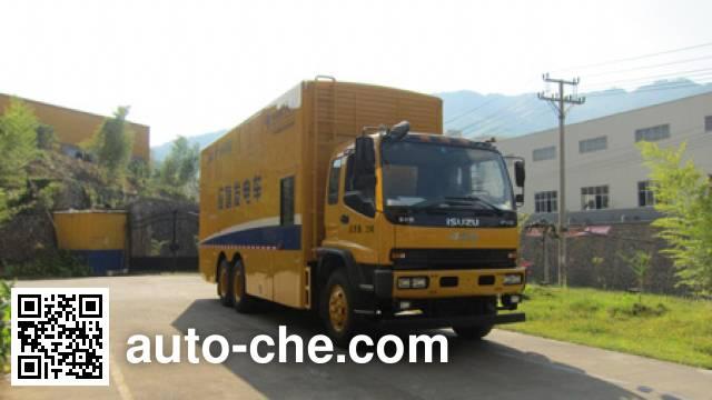 Haidexin HDX5250XDYC5QLC0 мобильная электростанция на базе автомобиля