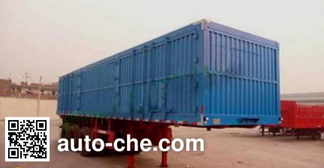Enxin Shiye HEX9401XXY box body van trailer