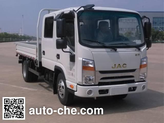 JAC HFC1041R73K1C3V-1 cargo truck