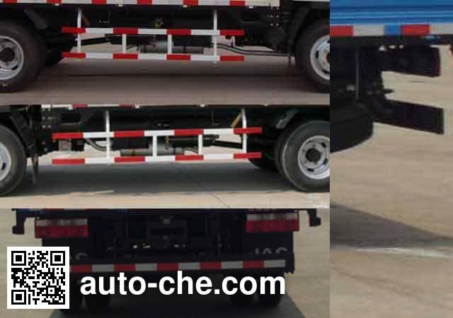 JAC HFC1071P91K2C2 cargo truck