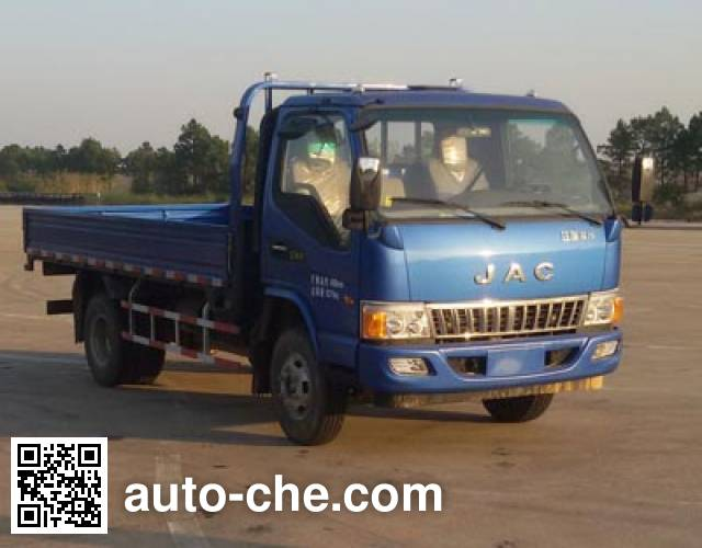JAC HFC2043P91K1C2 off-road truck