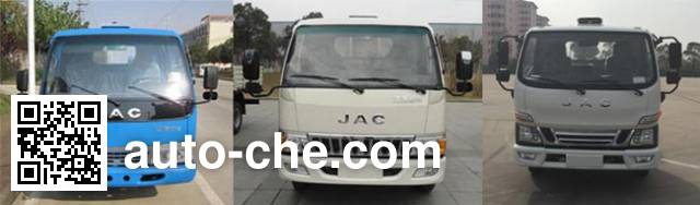 JAC HFC1045P92K1C2-1 truck chassis