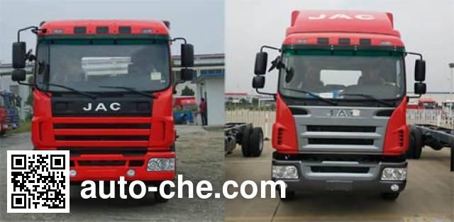 JAC HFC5160CCYPZ5K1E1 stake truck