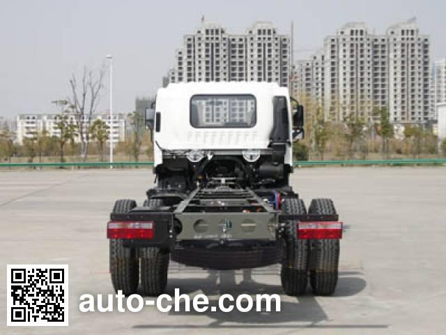 JAC HFC5120XXYP70K1E1V van truck chassis