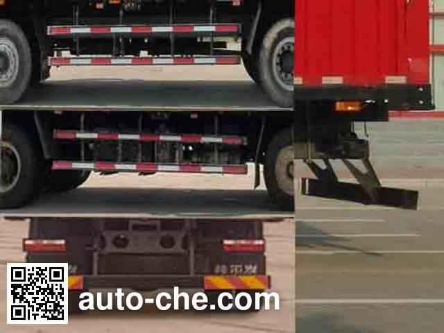 JAC HFC1251P1K4D54S5V cargo truck