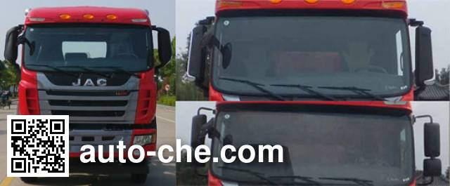 JAC HFC1311P1K4H38S3V truck chassis