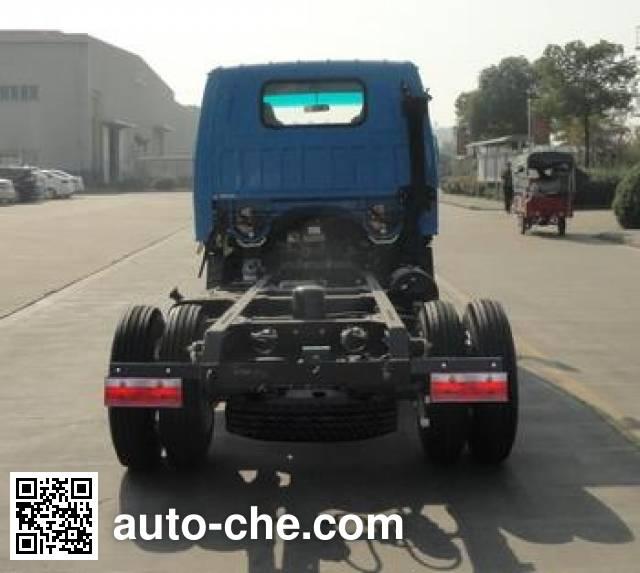 JAC HFC2046KPZ off-road dump truck chassis