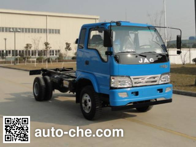 JAC HFC2048KPZ off-road dump truck chassis