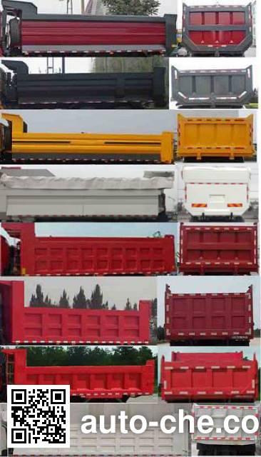 JAC HFC3311P1K4H35S3V dump truck