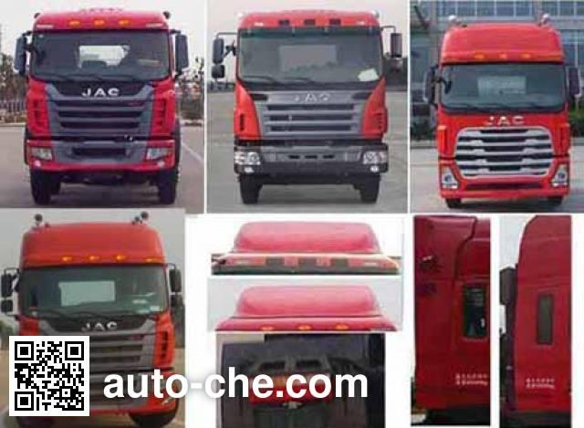 JAC HFC4241P1K8E33ZF tractor unit