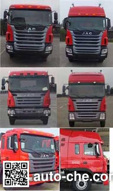 JAC HFC4251P1K6E33ZF tractor unit