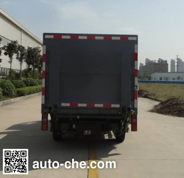 JAC HFC5021CTYVZ trash containers transport truck