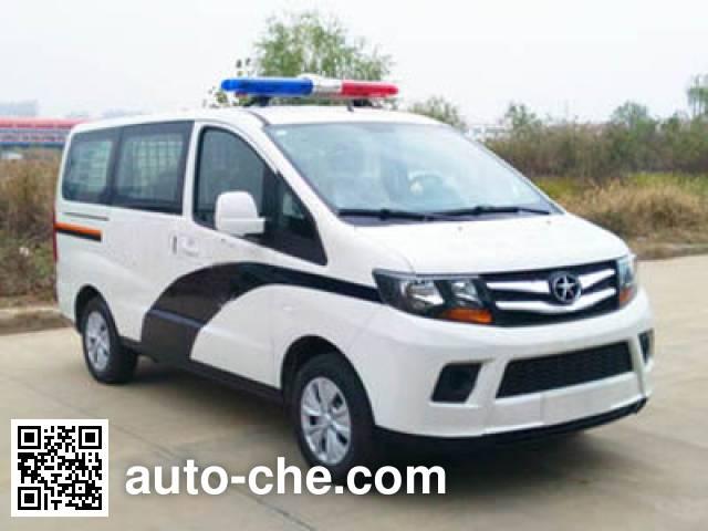 JAC HFC5026XQCRA1V prisoner transport vehicle