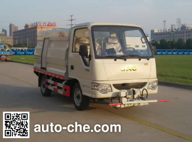 JAC HFC5030GQXVZ street sprinkler truck