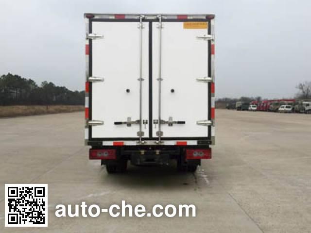 江淮牌HFC5030XLCPV7E1B3V-1冷藏车