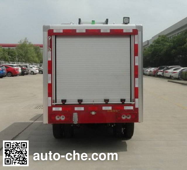 JAC HFC5030XZSVZ show and exhibition vehicle
