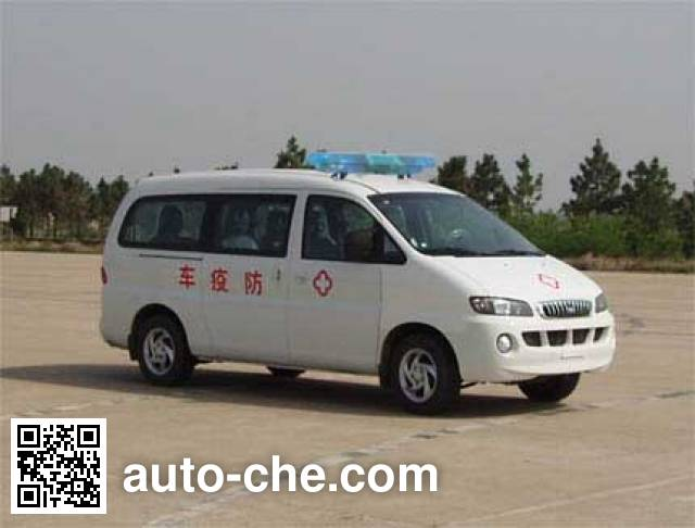 JAC HFC5036XFYLA3 immunization and vaccination medical car