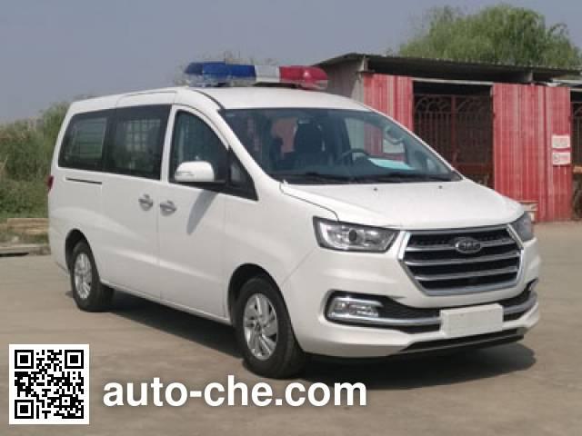 JAC HFC5036XQCLA1V prisoner transport vehicle