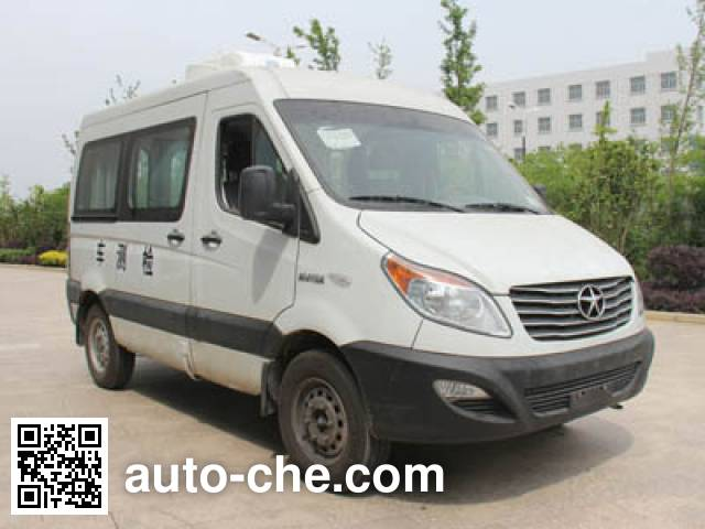 JAC HFC5037XJCEMDV inspection vehicle