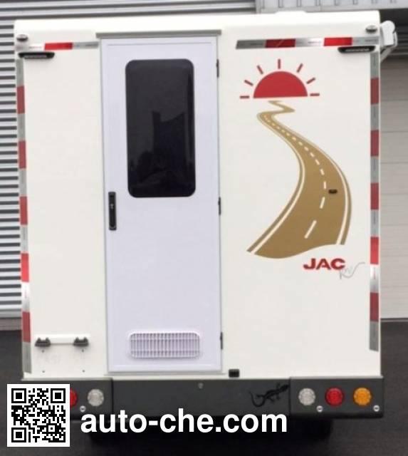 JAC HFC5037XLJD1KF motorhome
