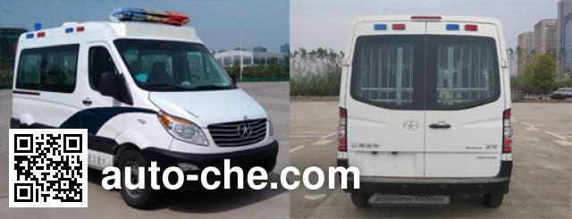 JAC HFC5037XQCEMDV prisoner transport vehicle